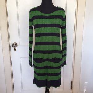 NWOT Gap Cable Knit Sweater Dress, XXL